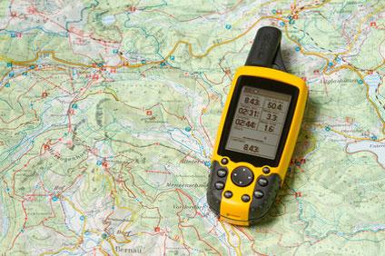 GPS satellite positioning